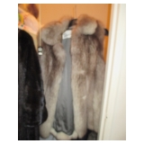 Vintage Fox Coat/Vest