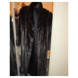 Desjardins Mink Coats Black & Brown