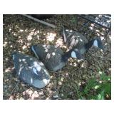 TONS of Decoys all sizes