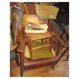 Tons of Vintage Antique Furnishings