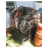 Lobster Traps, Clam Fish Traps, Rope and More