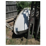 We Have Dinghy Boats ~ with Oars