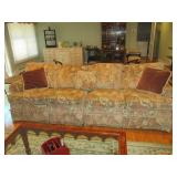 Ethan Allen Comfortable Sofa