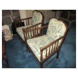 Victorian Matching Occasional Chairs