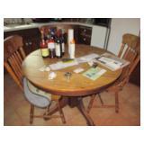 Oak Dining Suite