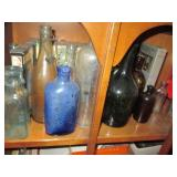 Vintage Bottle Collections