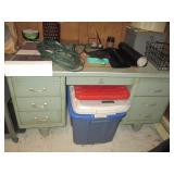 Vintage Cole-Steel Desk