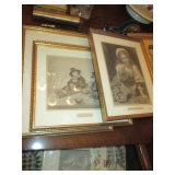 Many Original Etchings & Lithographs