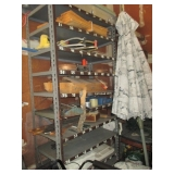 Tools shelves and more