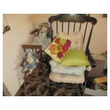 Rocking Chairs TO Choose From/Doll Furniture