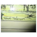 Robert Patterson Lithographs