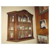 Wall Display Cases