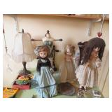 Tons of Dolls and More