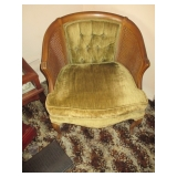 Vintage Cane Seating