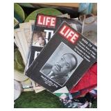 Life Magazines/Ephemera