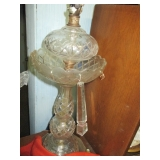 Many Vintage Lamps To Choose From