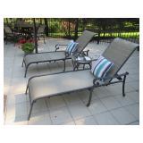 Agio Patio Lounge Chairs
