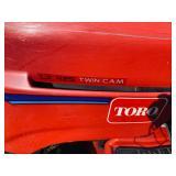 Toro LX 425 Twin Cam ride on mower