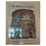 Vintage Posters The Russian Tea Room Paul Cox