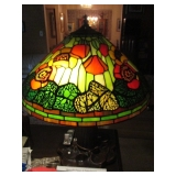 Tiffany Style Stained Glass Lamps