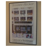 Josiane Becker Poster