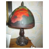 Vintage Tiffany Style Lamps