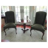 Custom Seating & Accent Table