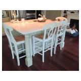 Pottery Barn Counter Seating