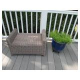 Lovely Outdoor Furniture & Cushions Sundown Patio Sets Planters