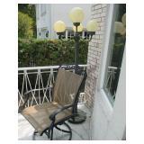 Outdoor Lighting And Patio Suite