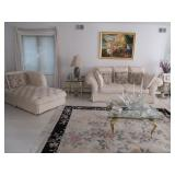 Beautiful Levitz Gently Used Classic House Signature Collection Living Room Suite Beautiful Levitz C