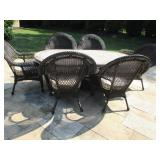Kaufman Allied Patio Suites with Cushions
