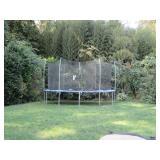 12-ft. Trampoline & Enclosure