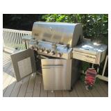 Weber Summit BBQ with Side Burners