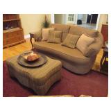 Ethan Allen Living Room Suite ~ Rugs and more
