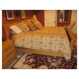 Pennsylvania House King Sleigh Bed Bedroom Suite