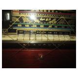 "Antique Mid-Century Modern ""Blaupunkt"", vintage record player shortwave radio ba"