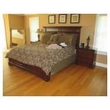 Ethan Allen King Bedroom Suite