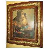 Listed Art Oils & Lithographs