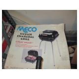Meco Sizzler Charcoal Grill New In Box
