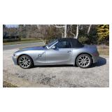 2007 BMW Z4 Convertible with 136,218 Miles