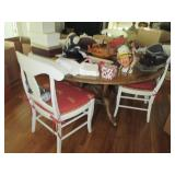 DINING TABLE WITH SEATING