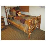 OLD HICKORY BEDROOM SUITE