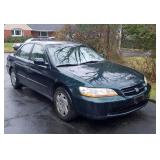 Honda Accord 2000, 135K Miles