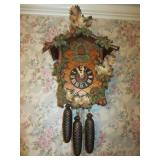 Very Unique Cuckoo Clock from Germany