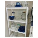 Cobalt Blue, Pyrex, more