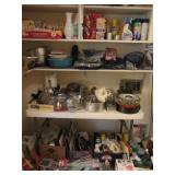 Lots of misc. kitchenware