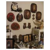 Vintage Owl Collectibles