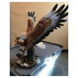 Very large Eagle Statue