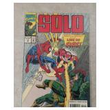 Vintage Spiderman Comic Book